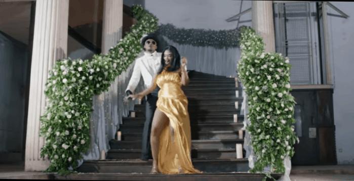 Alikiba - DODO (Official Music Video) Hamisa mobetto