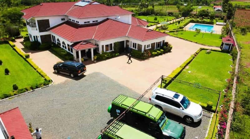 Akothee Mansion