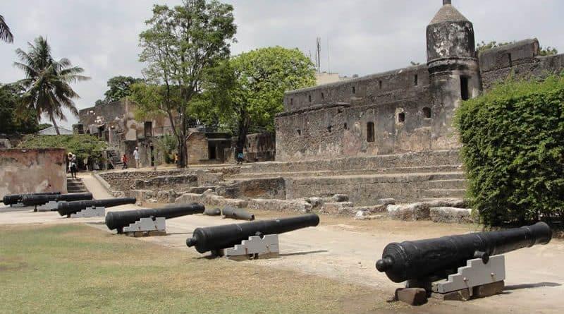 Fort jesus swahili culture