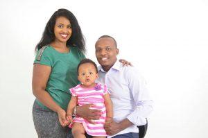 Ben Kitili wife and children