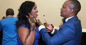 Ben Kitili wife Amina mude wedding