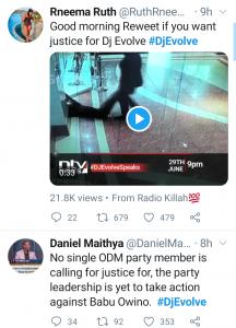 DJ Evolve death