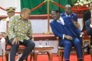 Raila Odinga news today