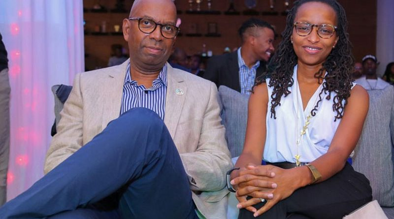 bob collymore wife