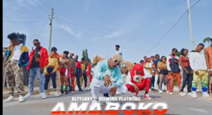 Rayvanny Ft Diamond Platnumz - Amaboko official music video