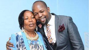Alex Mwakideu mother
