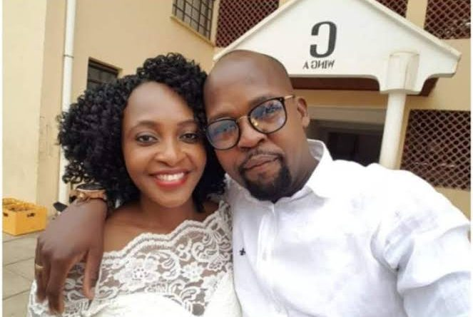 Alex Mwakideu wife