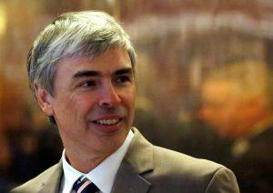 Larry Page bilions