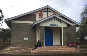 PCEA church