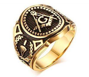 zinazodaiwa kuwa pete za freemason