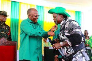 campaign ya serikali ya magufuli Chama Cha CCM