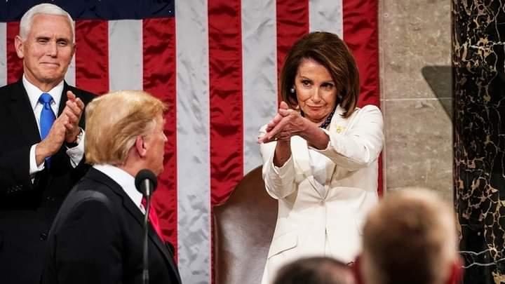 Pelosi ataka faili la hali ya kiafya ya Trump liwekwe wazi, Trump asema ni kichaa