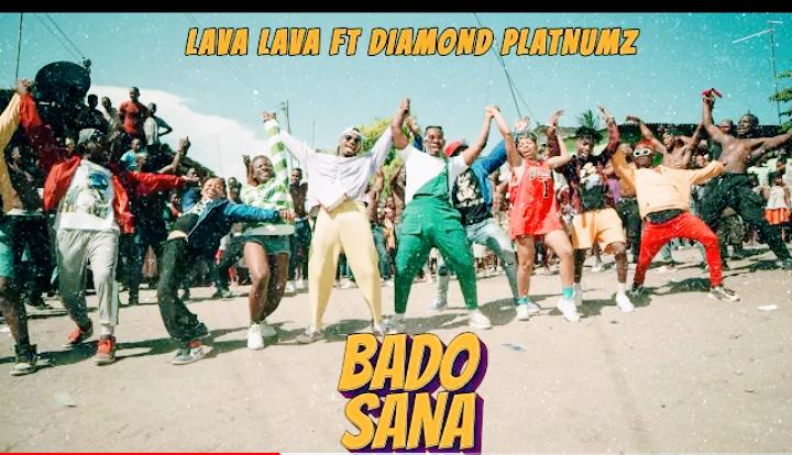 Lavalava ft. Diamond platnumz - Bado sana