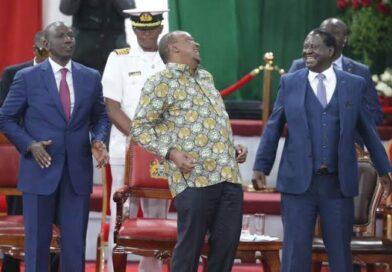 uhuru kenyatta william Ruto