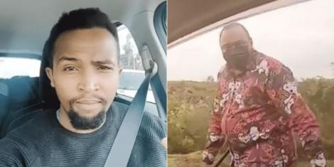 pascal tokodi Uhuru kenyatta