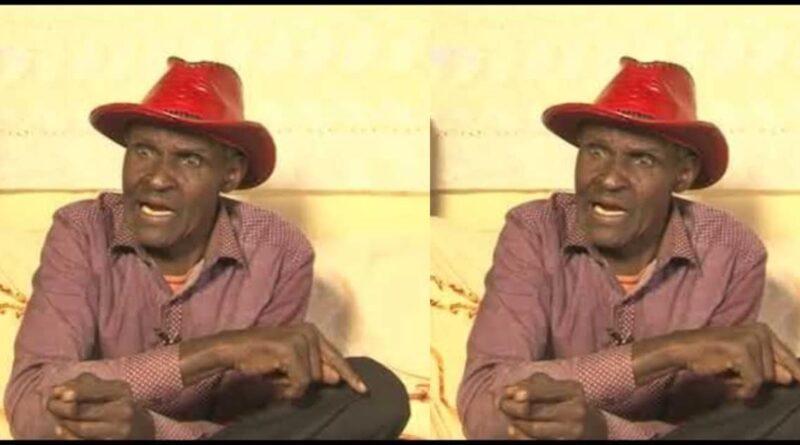 Firirinda yake dick wanyonyi yasifiwa na Ezekiel Mutua