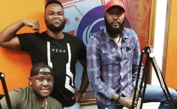 Shaffie Weru Homeboyz radio na wenzake wawili wamesimamishwa Kazi.