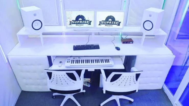 Studio ya Rayvanny