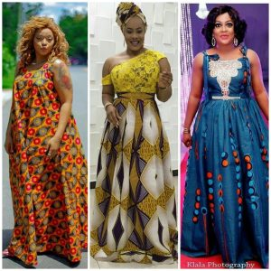 nigerian Kitenge designs