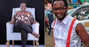 Churchill show's Jemutai confirms Prof. Hamo is her Baby Daddy, accuses him of neglecting his Kids