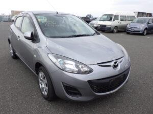 Mazda Demio price