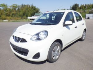 Nissan March Price