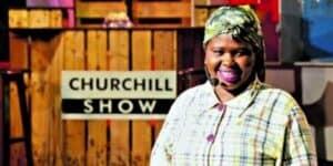 jemutai churchill show
