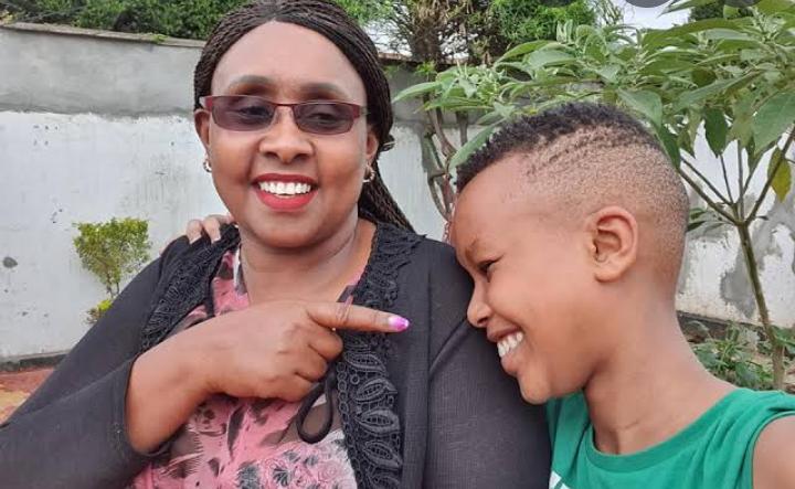 ryan mwenda parents