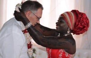 Nyota Ndogo wedding photos
