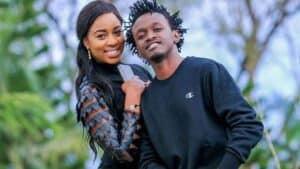 bahati first wife Diana marua