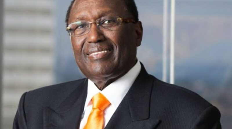 business man Chris kirubi is dead