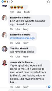 criticism of KBC new logo