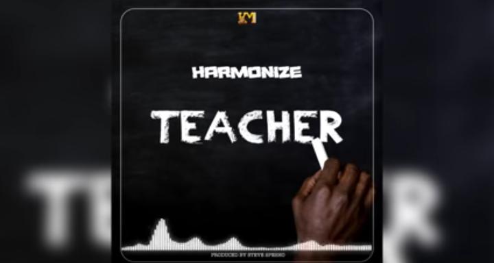 Harmonize - Teacher mp3