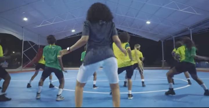 Yanga - Nandy ( dance video)