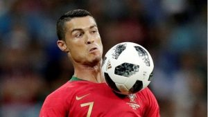 Historia ya Cristiano Ronaldo