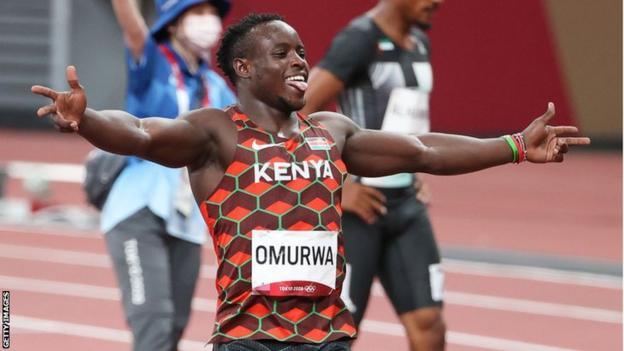 Historia ya Ferdinand Omanyala Omurwa