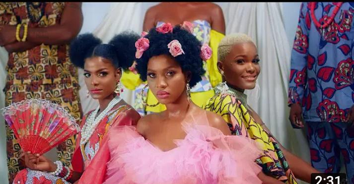 Spice Diana Ft Zuchu - Upendo video
